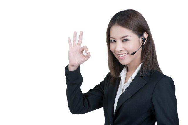 Personlig kundeservice med kendskab til dit firma